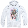 Valiant Comics pull-over hoodie Everybodys Here adult white