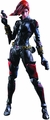 Variant Play Arts Kai Black Widow Action Fiugre pre-order