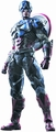 Variant Play Arts Kai Captain America Action Fiugre pre-order
