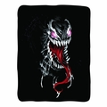 Venom Fleece Blanket