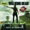 Walking Dead Amc 2015 16 Month Mini Calendar pre-order