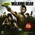 Walking Dead Amc 2015 16 Month Wall Calendar pre-order
