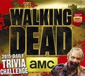 Walking Dead Amc 2015 Boxed Daily Trivia Calendar pre-order