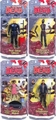 Walking Dead Comic Series 2 Action Figure Set of 4