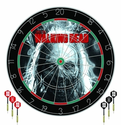 Walking Dead Dart Board set