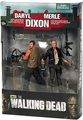Walking Dead Merle Daryl action figure set TV Series