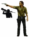 Walking Dead Rick Grimes 10 inch Deluxe Action Figure from McFarlane Pre-order