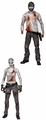 Walking Dead Series 3 Px Rick / Andrea Action Figure 2-Pack pre-order