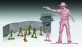 Walking Dead Zombie Army Men Series 3 Watchtower pre-order