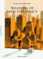 Weapons Mass Diplomacy Graphic Novel pre-order