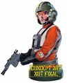 Wedge Antilles mini bust pre-order