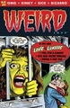 Weird Love #1 comic book pre-order