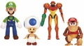 World Of Nintendo 4-Inch Action Figure Wv2 Asst pre-order