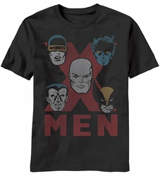 X-Men All My Exes t-shirt men Black