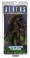 Xenomorph Warrior action figure Aliens * Packaging not mint *