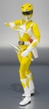 Yellow Ranger figure Power Rangers S.H.Figuarts pre-order