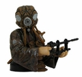 Zuckuss mini bust Star Wars Bounty Hunter Gentle Giant