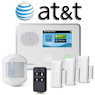 2GIG Cellular GSM Wireless Security System for AT&T Network