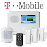 2GIG Cellular GSM Wireless Security System for T-Mobile Network
