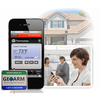 2GIG Residential DIY Alarm Monitoring Services