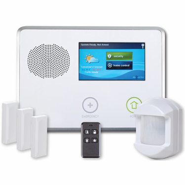 2GIG Go!Control GC2 Wireless Security Systems