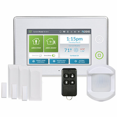2GIG Go!Control GC3 Wireless Security Systems