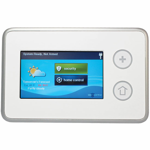 2GIG-TS1 - Wireless Touch Screen Keypad