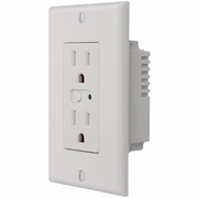 2GIG-WO15Z-1 - Wireless Z-Wave Single Wall Outlet