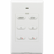 5878 - Honeywell Wireless Remote Alarm Keypad
