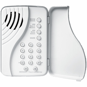 60-924-3-XT - GE Simon XT Wireless Talking Alarm Keypad