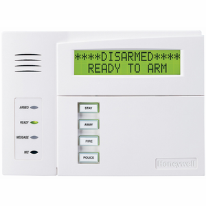 6160V - Honeywell Talking Alphanumeric Programming Alarm Keypad