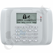 6162RF - Honeywell Alphanumeric Programming Alarm Keypad & Integrated 16-Zone Wireless Receiver