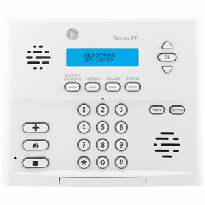 80-632-3N-XT - GE Simon XT Wireless Alarm Control Panel