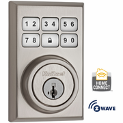 99100-011 - Kwikset Z-Wave SmartCode Wireless Contemporary Deadbolt (Satin Nickel)