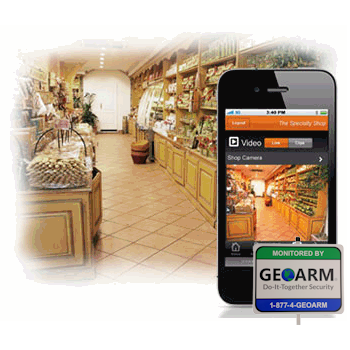 Alarm.com Commercial Alarm Monitoring Services