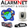 AlarmNet Internet Interactive Alarm Monitoring & Video Service