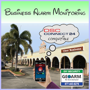 C24 Cellular Interactive Business Alarm Monitoring Services