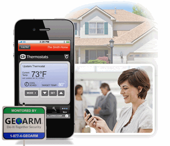 Central Station Home Alarm Monitoring