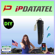 DIY IpDatatel Broadband Internet Alarm Monitoring Service