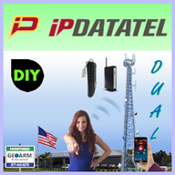 DIY IpDatatel Dual-Path Alarm Monitoring Service