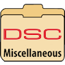 DSC Miscellaneous Security Products