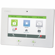 DSC Wireless Alarm Control Panels