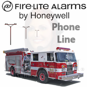 Fire-Lite Commercial Phone Line Alarm Monitoring Service
