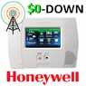 $0-Down Honeywell L5200 Cellular 3G Wireless Security System