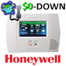 $0-Down Honeywell L5200 Phone Line & VoIP Wireless Security System