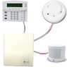 GE Cellular Wired Security Systems