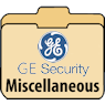 GE Miscellaneous Security Products