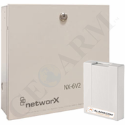 GE NetworX NX-6 Cellular GSM Security System
