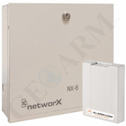 GE NetworX NX-8 Cellular GSM Security System