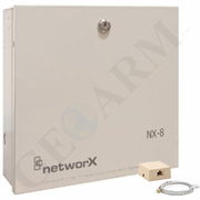 GE NetworX NX-8 VoIP & Phone Line Security System